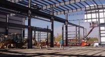 Pre-Eng Steel Framing